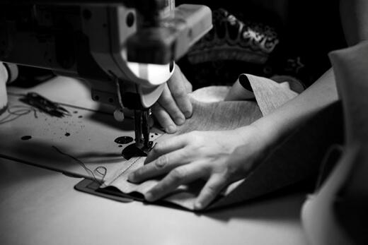 采邑傢俱沙發製作流程-縫製