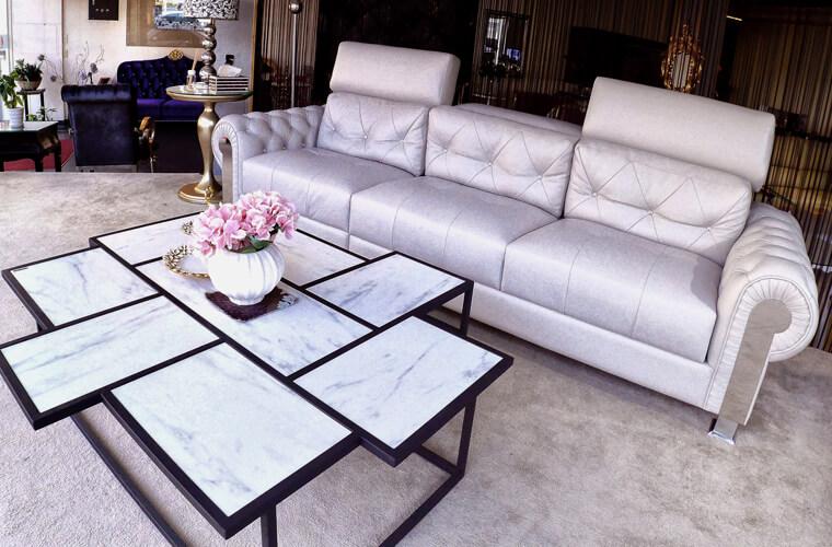 沙發的軟硬程度,必須是因人而異的