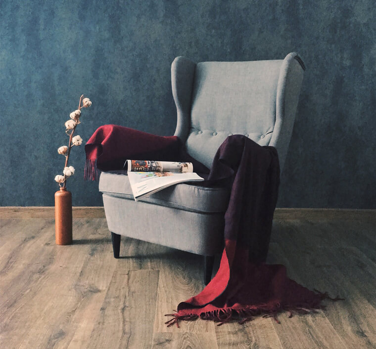 知性簡約類型,經典美式沙發