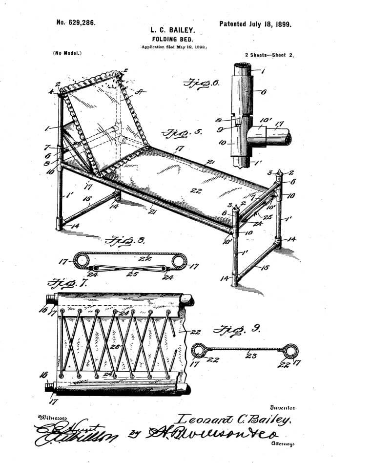 合金金屬材質沙發床最為堅固耐用