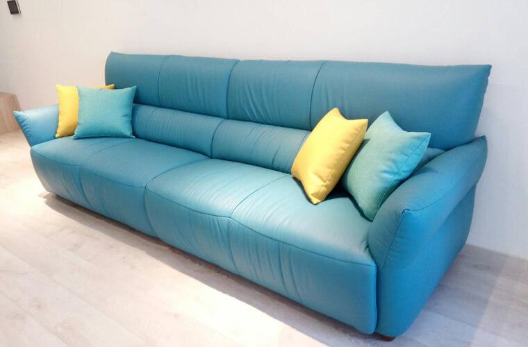 【L型沙發及單人沙發訂做】北屯規劃案 - 03