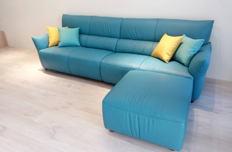 【L型沙發及單人沙發訂做】北屯規劃案  - 06