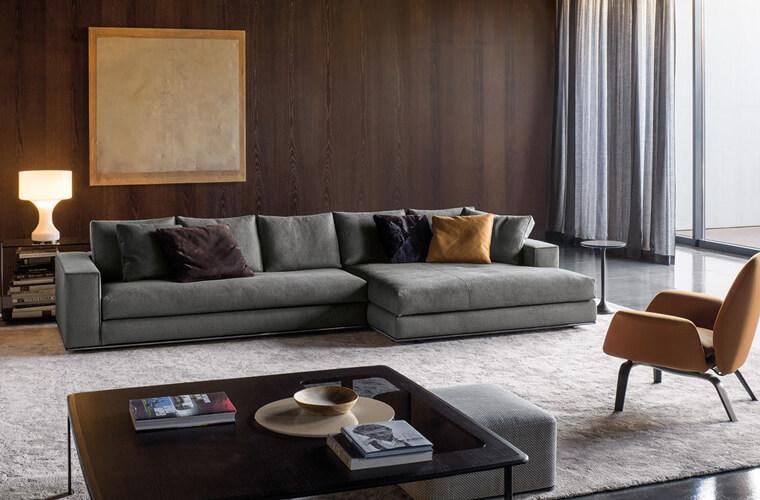 我們選擇這些頂尖品牌來完成客戶夢想中的復刻沙發