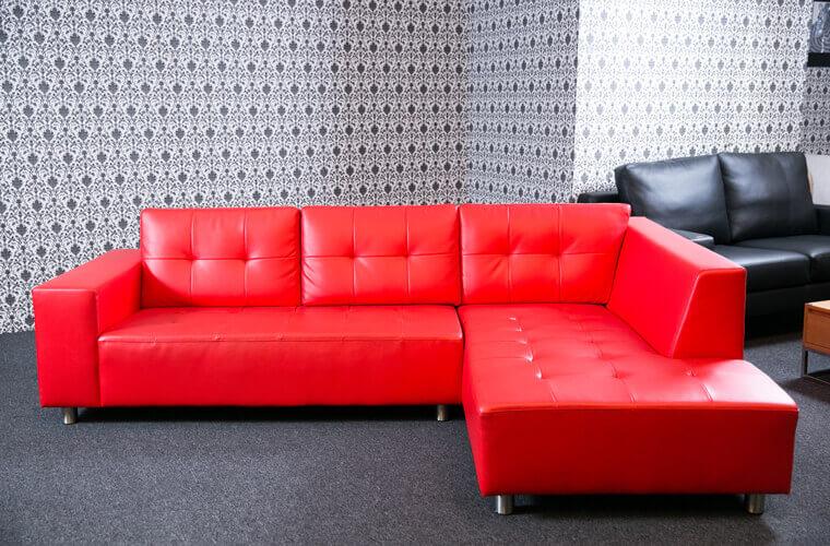 愛莎L型沙發 - 01