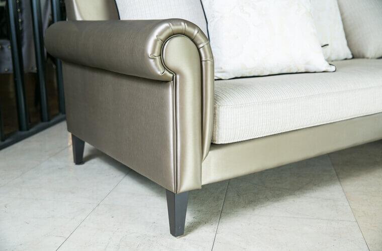 巴洛克L型沙發 - 06