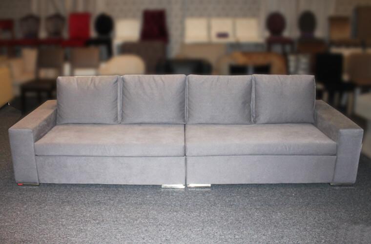 極簡風L型沙發 - 01