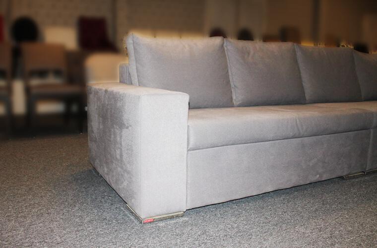 極簡風L型沙發 - 02