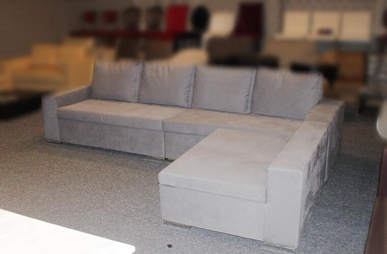 極簡風L型沙發 - 03