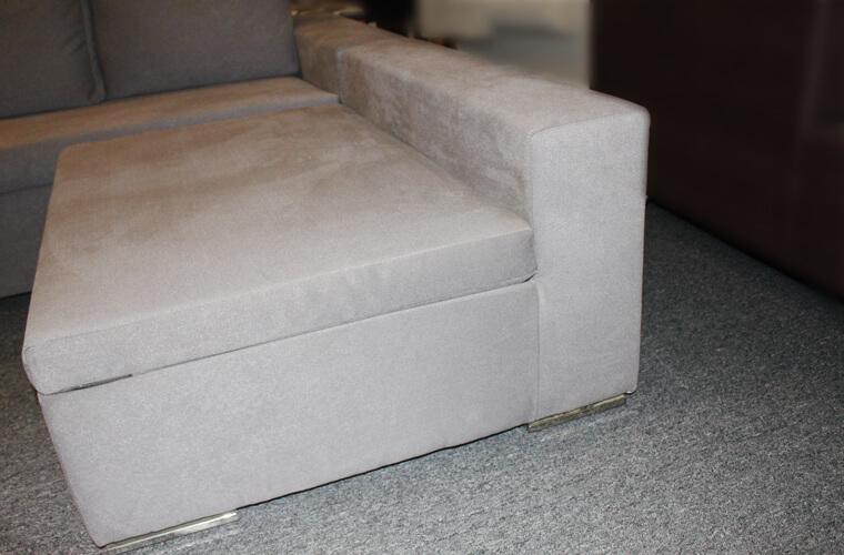 極簡風L型沙發 - 04