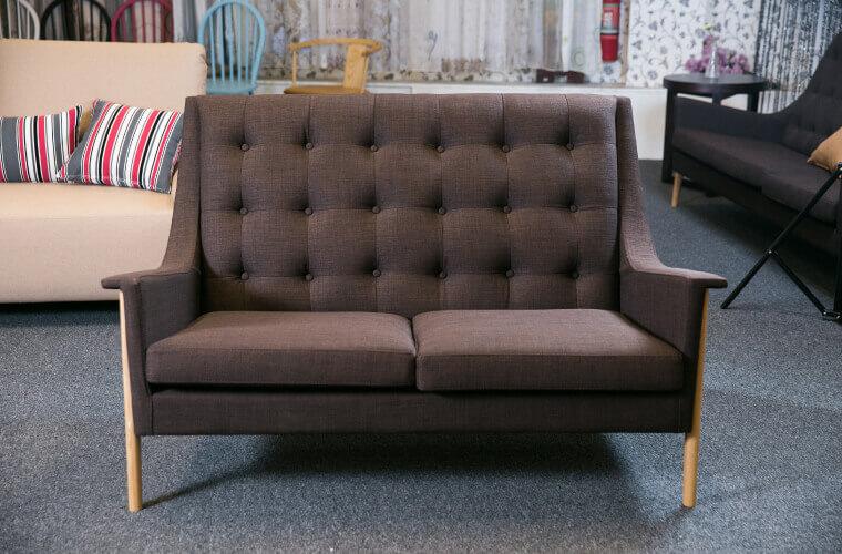 丹麥雙人沙發-01