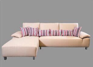 美特L型沙發