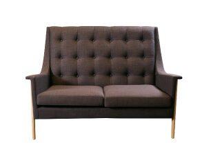 丹麥雙人沙發