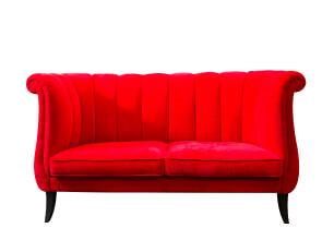 鬱金香雙人沙發