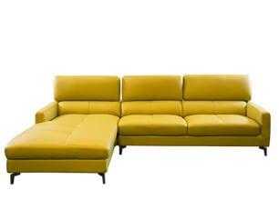 威力森L型沙發