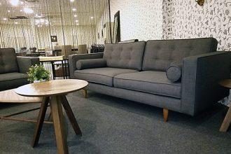 【三人沙發訂做】雲品室內設計