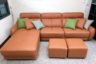 【L型沙發訂做】霧峰王小姐