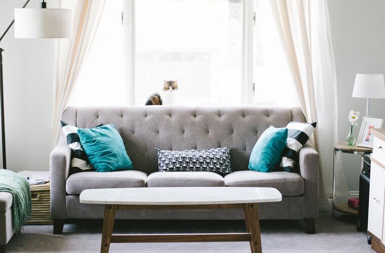 小套房該選什麼樣的沙發?